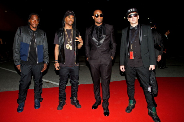 "Kanye West Hosts The ""Cruel Summer"" Presentation - 65th Annual Cannes Film Festival"