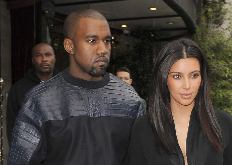 You Care: Kanye West & Kim Kardashian Get Lunch Together in Malibu