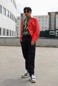 Acne Studios : Arrivals - Paris Fashion Week - Menswear Spring/Summer 2020