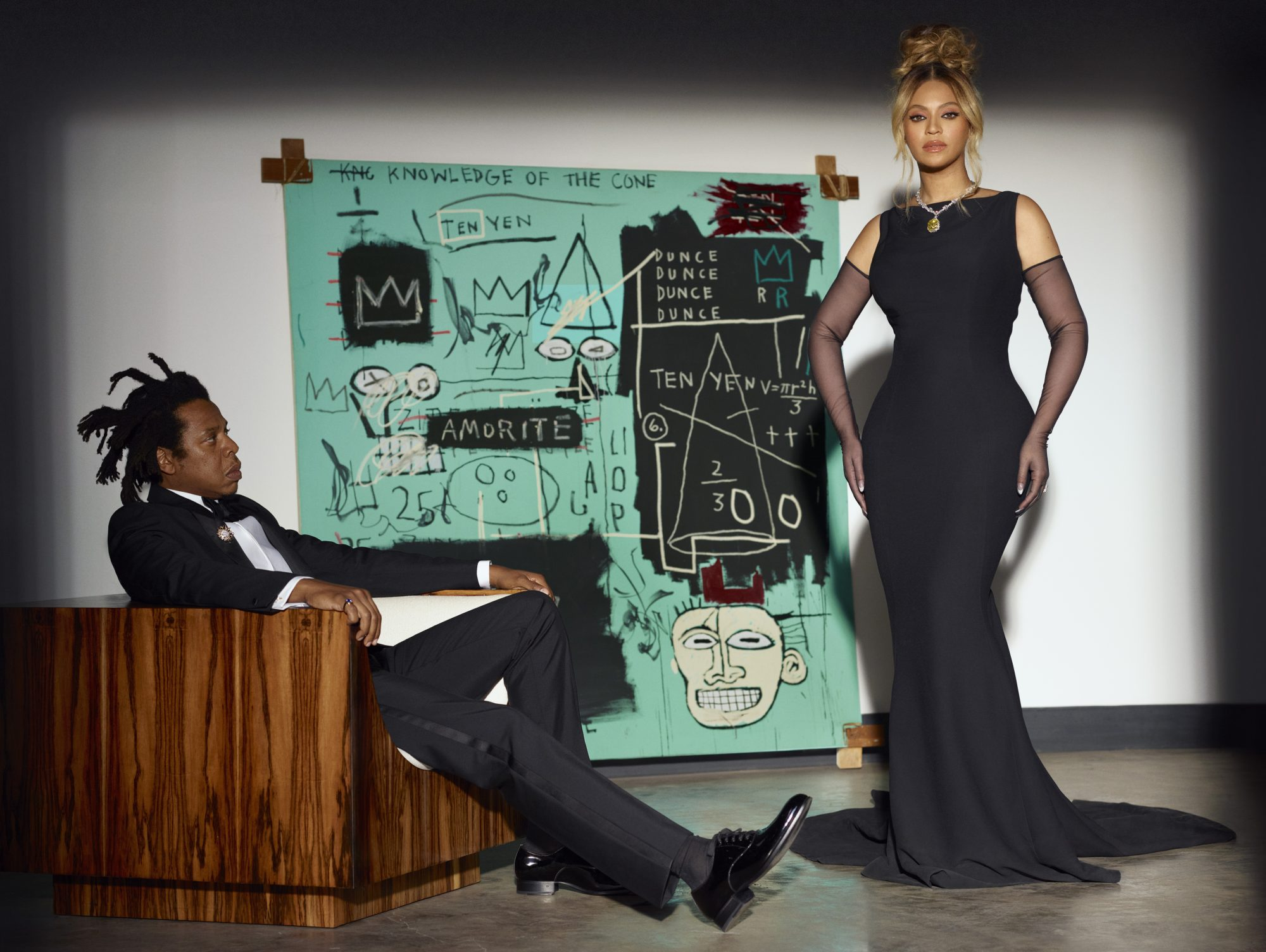 Friends of Basquiat Call Foul Over Beyoncé & Jay-Z's Tiffany's Ad
