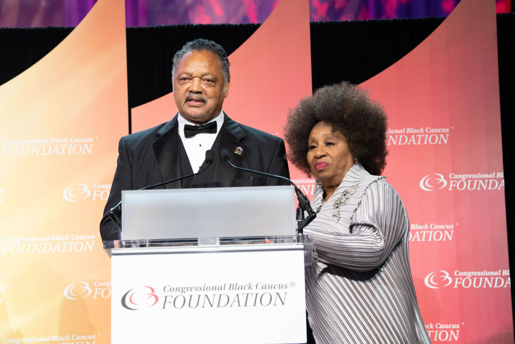 Rev. Jesse Jackson & His Wife Hospitalized After Contracting COVID-19