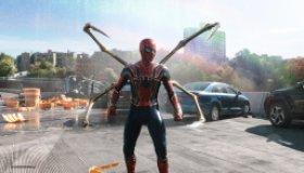 Spider Man Far From Home still