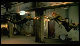 FILM 'THE MATRIX' BY ANDY AND LARRY WACHOWSKI