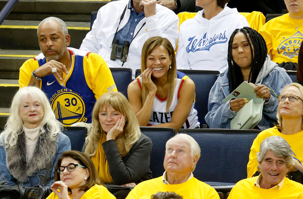 Dell & Sonya Curry Accuse Each Other of Cheating, Twitter Reacts