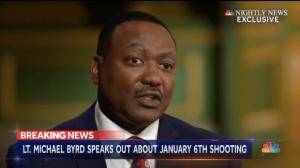 Officer Michael Byrd