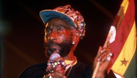 Lee Scratch Perry London 2001 Finsbury Park