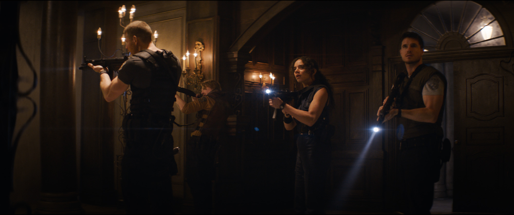Watch The First Trailer For 'Resident Evil: Welcome To Raccoon City'
