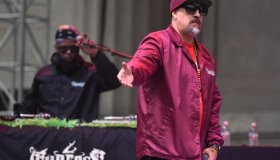 Atmosphere And Cypress Hill Perform At The Greek Theatre