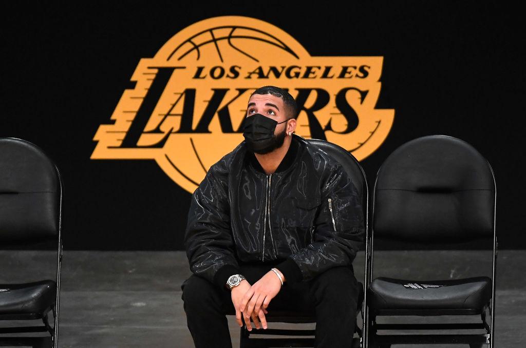 Drake's Team Gave Away 'Certified Lover Boy' Nike T-Shirts To Toronto Fans