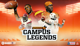 "Madden NFL 22 ""Campus Legends"" Superstar KO Event"