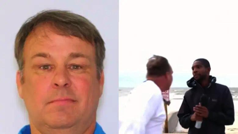 White Man Who Ran Down On Black MSNBC Reporter Has Criminal Past