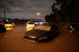 Hurricane Ida hits east coast with flash floods