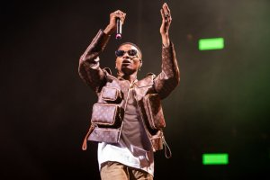 WizKid Performs At The O2 Arena, London