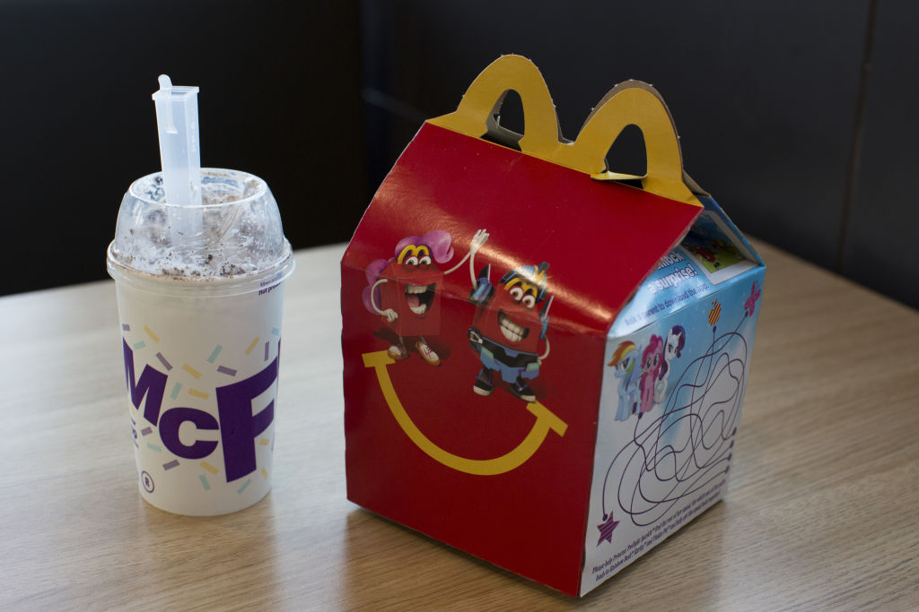 THE FTC Is Investigating Why McDonald's McFlurry Machine Is Always Down