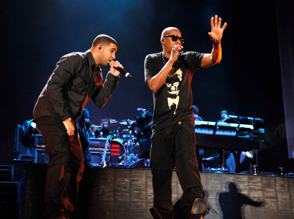 """Jay-Z and Eminem """"Home & Home"""" Concert - New York - Show"""