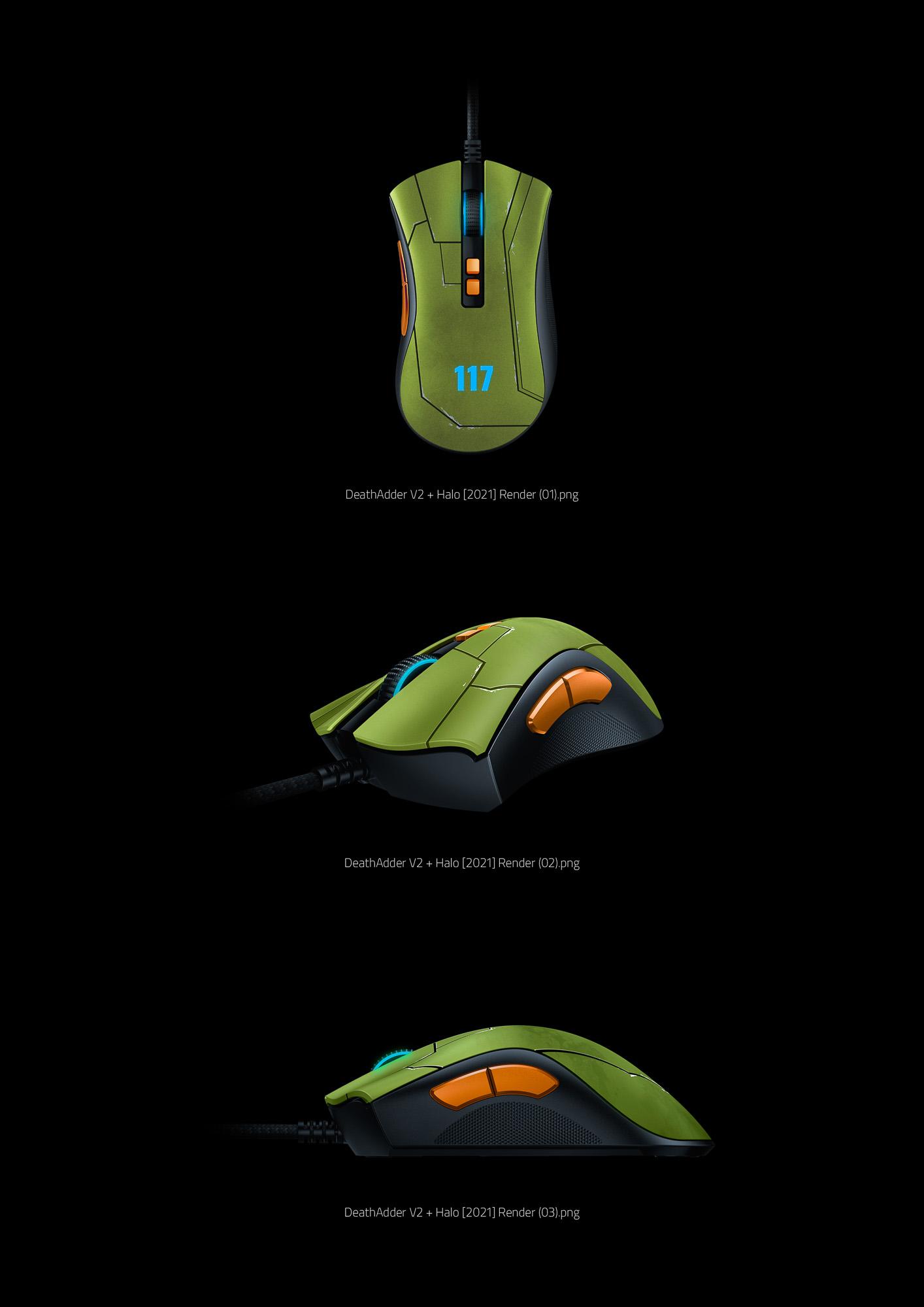 Razer x Halo Infinite