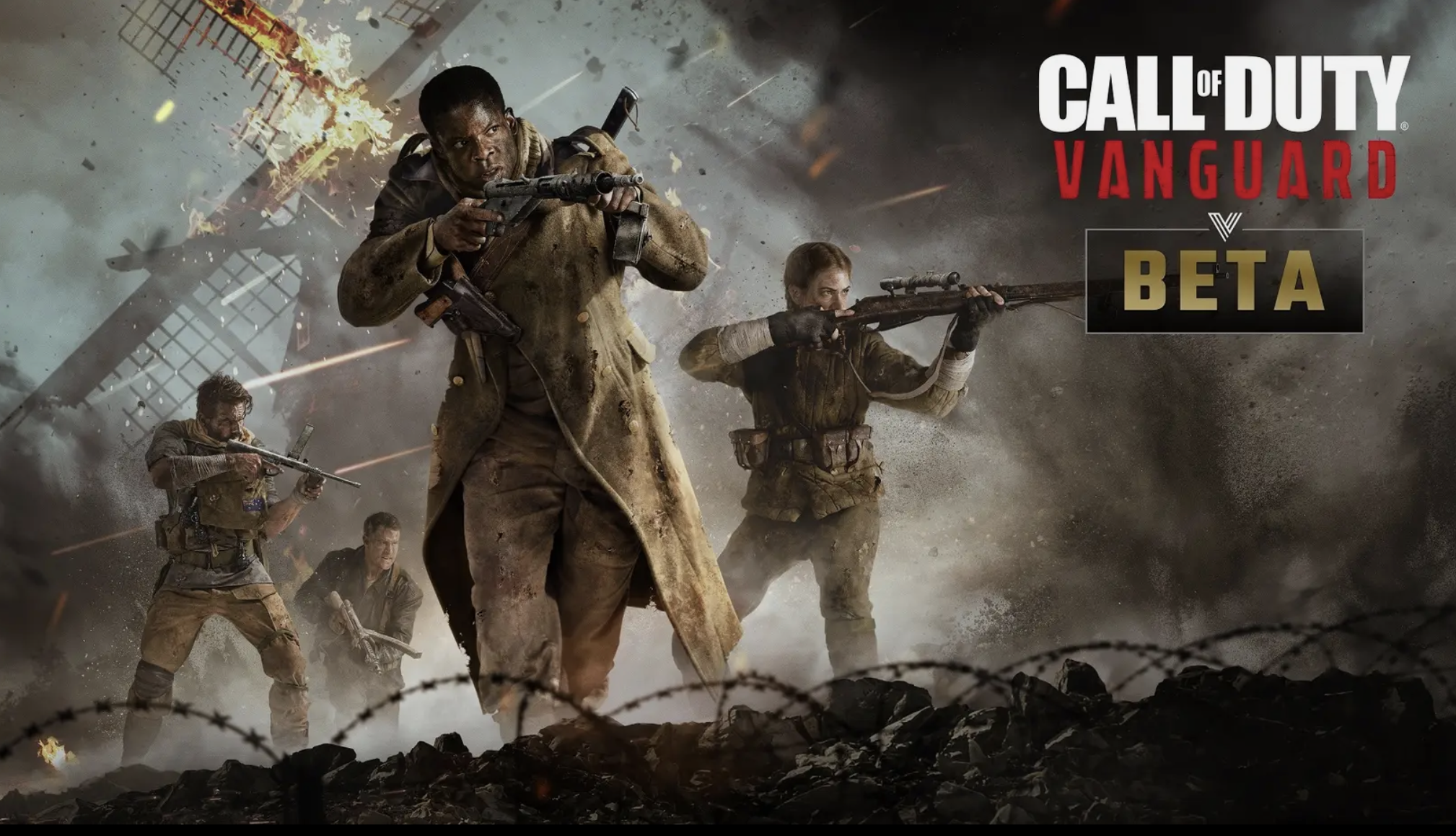 Here Is When 'Call of Duty: Vanguard's' Multiplayer Goes Live On PS5 & PS4