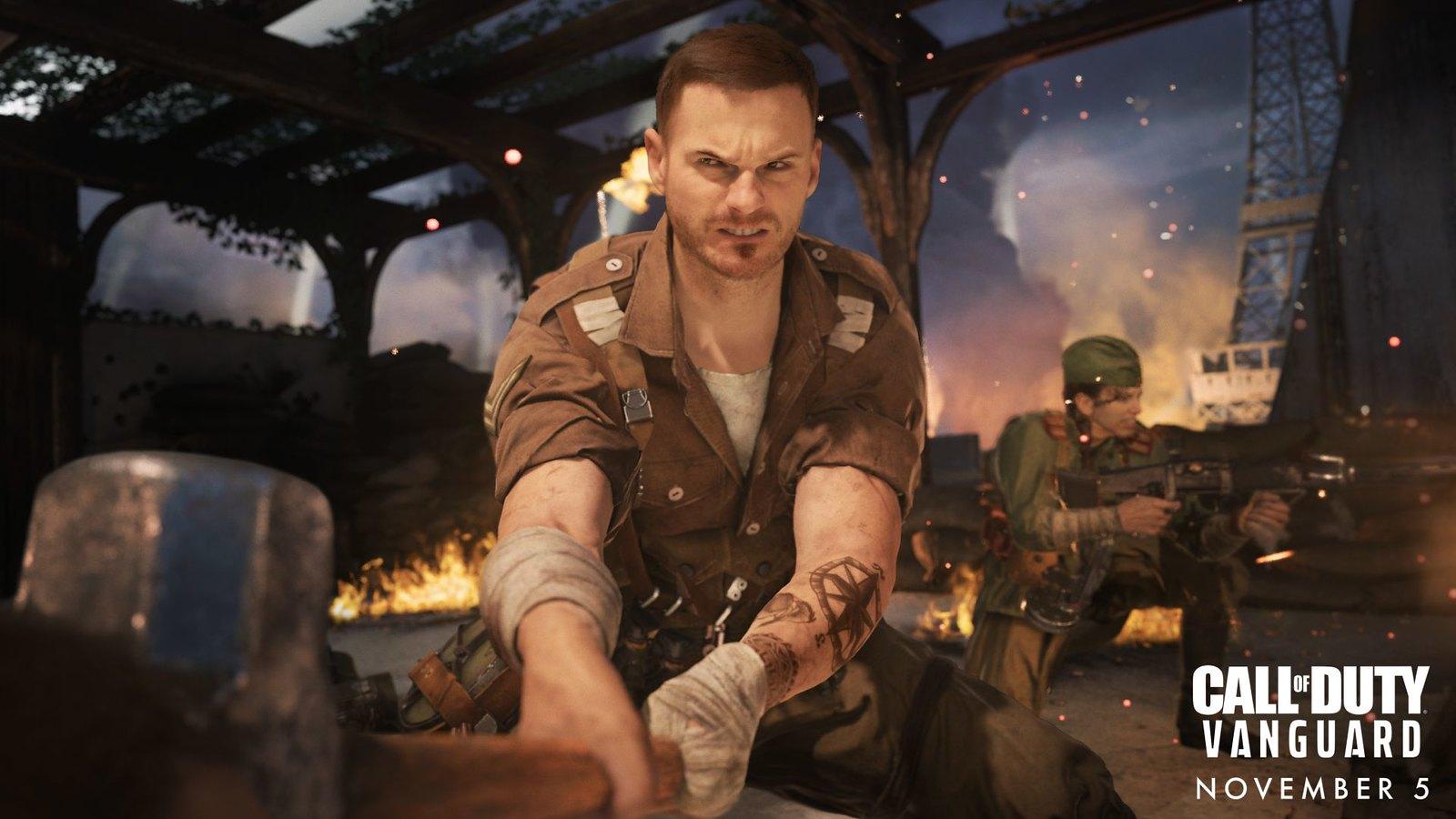 Call of Duty: Vanguard Multiplayer Beta