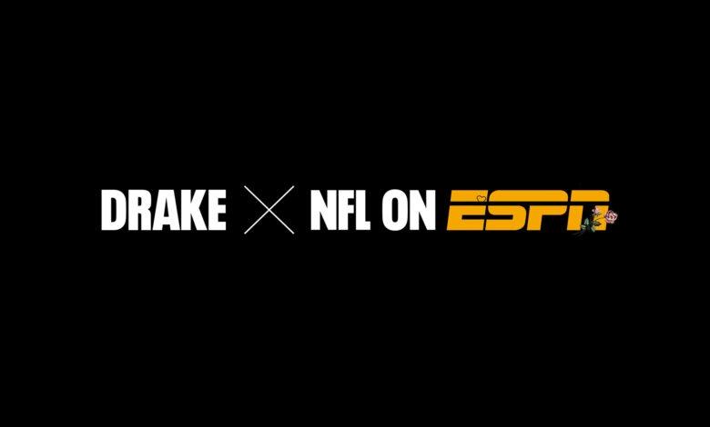 DRAKE X ESPN