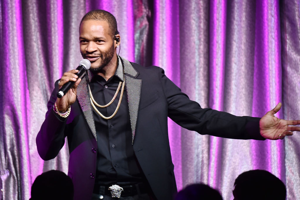 Singer Jaheim Arrested For Animal Cruelty, Accused of Starved 15 Dogs