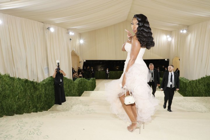 The 2021 Met Gala Celebrating In America: A Lexicon Of Fashion - Departures