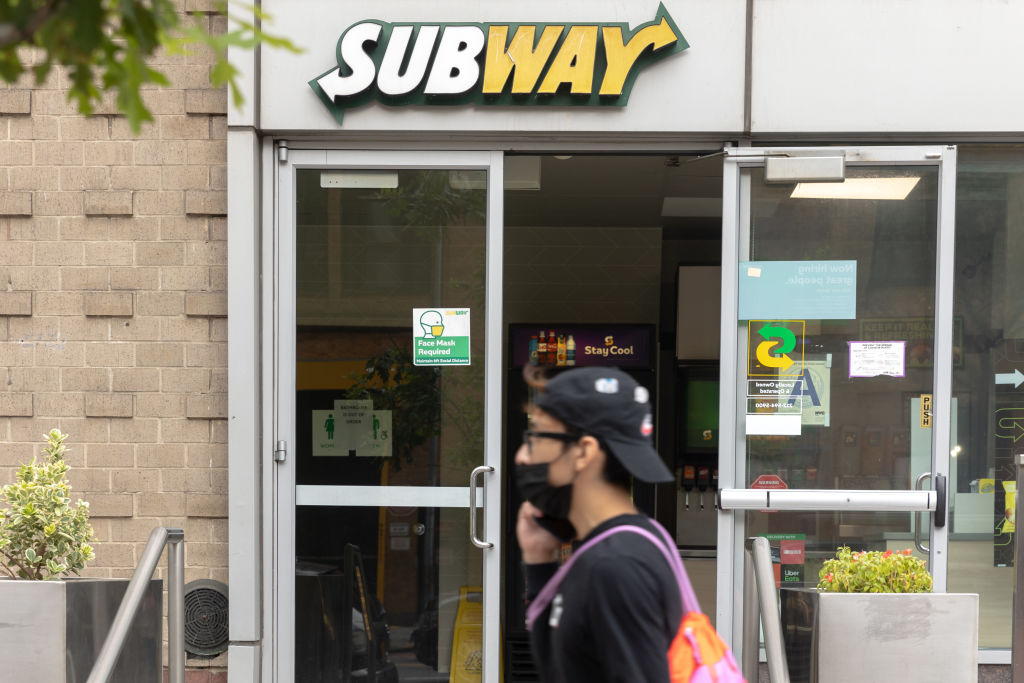 Subway Grasps For A Lifeline With Americans Shunning Aging Brand