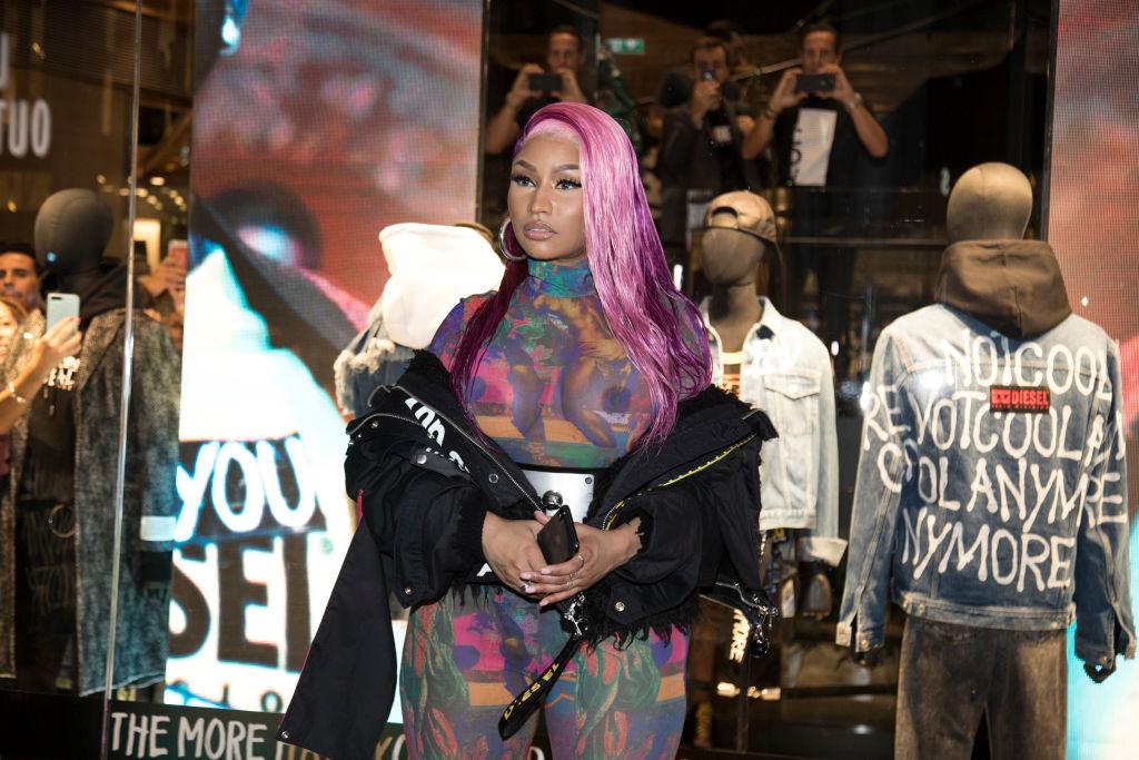 Nicki Minaj Vs. Everybody: Minaj Gets Into It With Piers Morgan, Joy Reid & More Over Anti-Vaccine Twitter Rant