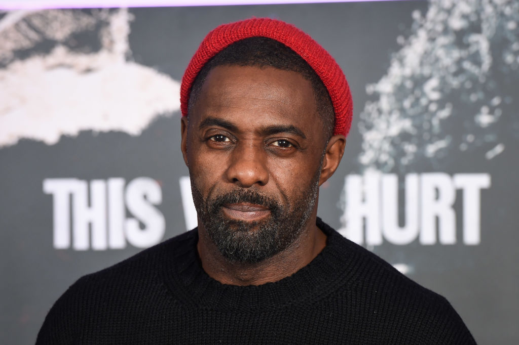 Luther Photocall - London