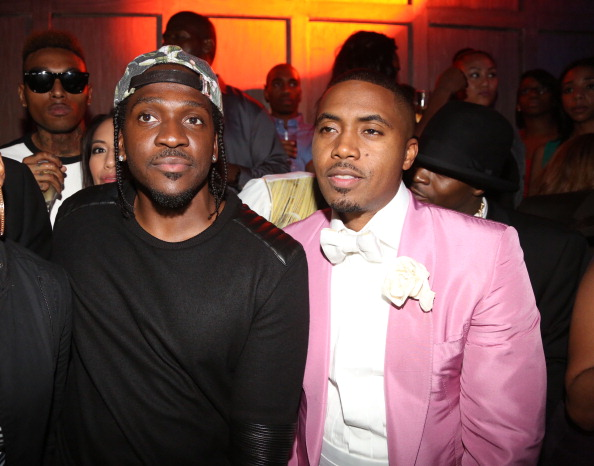 Nas & Pusha T & Other Artists Invest In Spotify Rival Audius