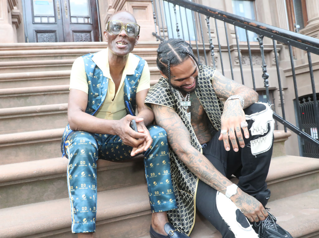 """Dave East """"Just Another Rapper"""" Video Shoot"""