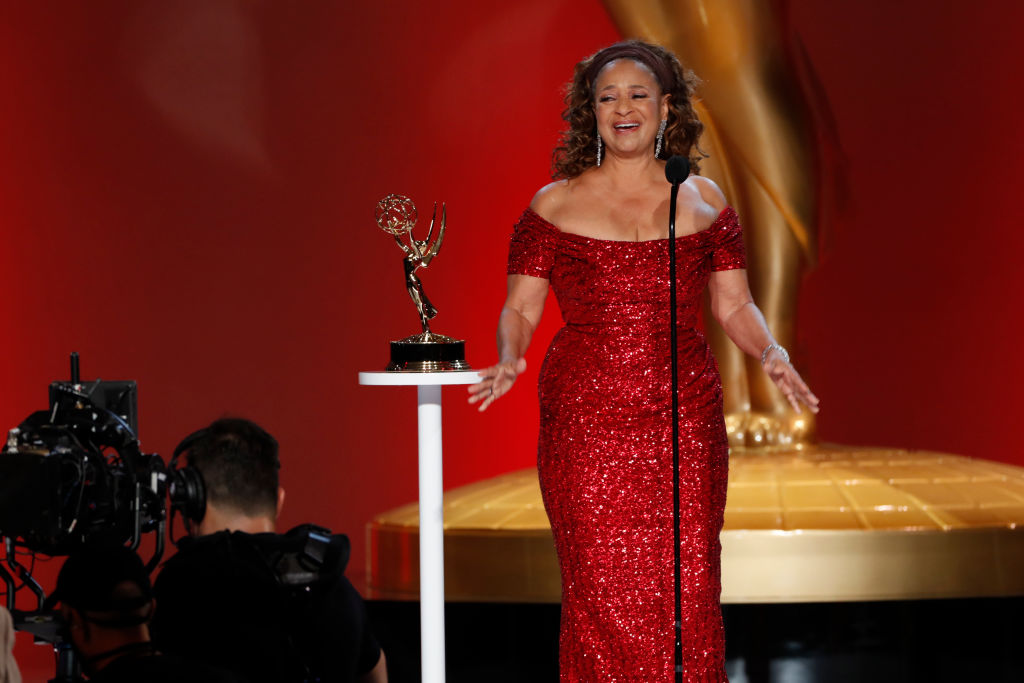 Debbie Allen Presented With Governors Award At The Emmys, Makes History