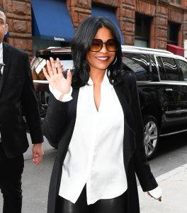 Celebrity Sightings In New York City - February 24, 2020