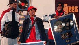 Fugees erhielten Doppel-Platinum-LPs