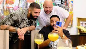 DJ Khaled, Fat Joe, and Drake