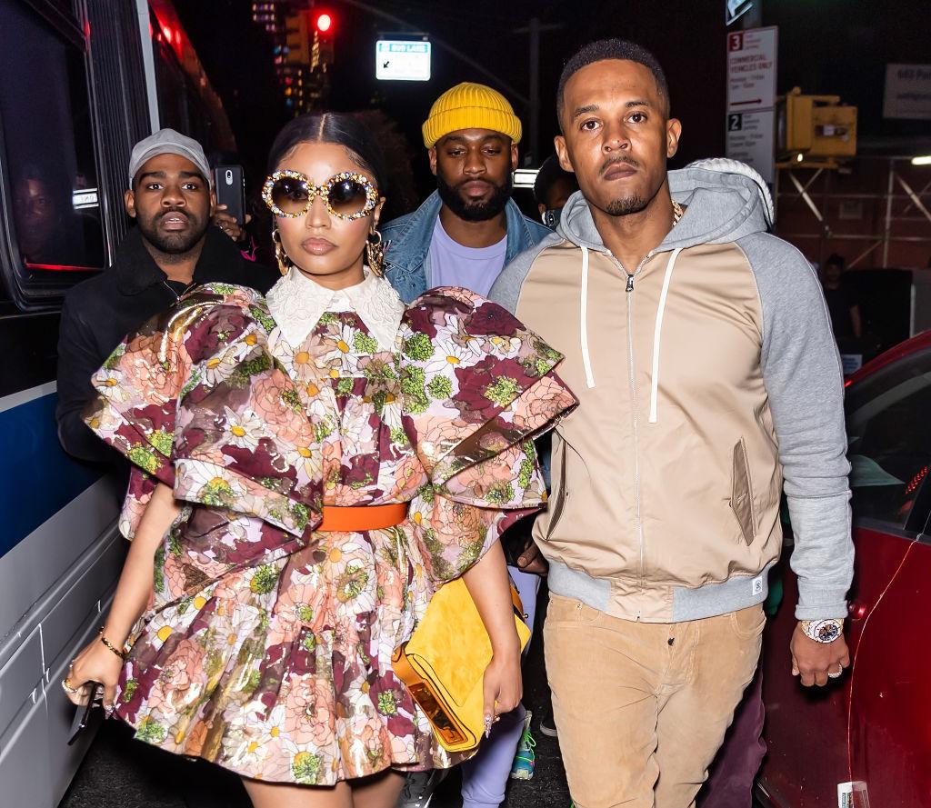 Nicki Minaj's Husband Alleged Sexual Assualt Victim Opens Up On 'The Real'