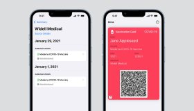 Apple Verifiable health records updates