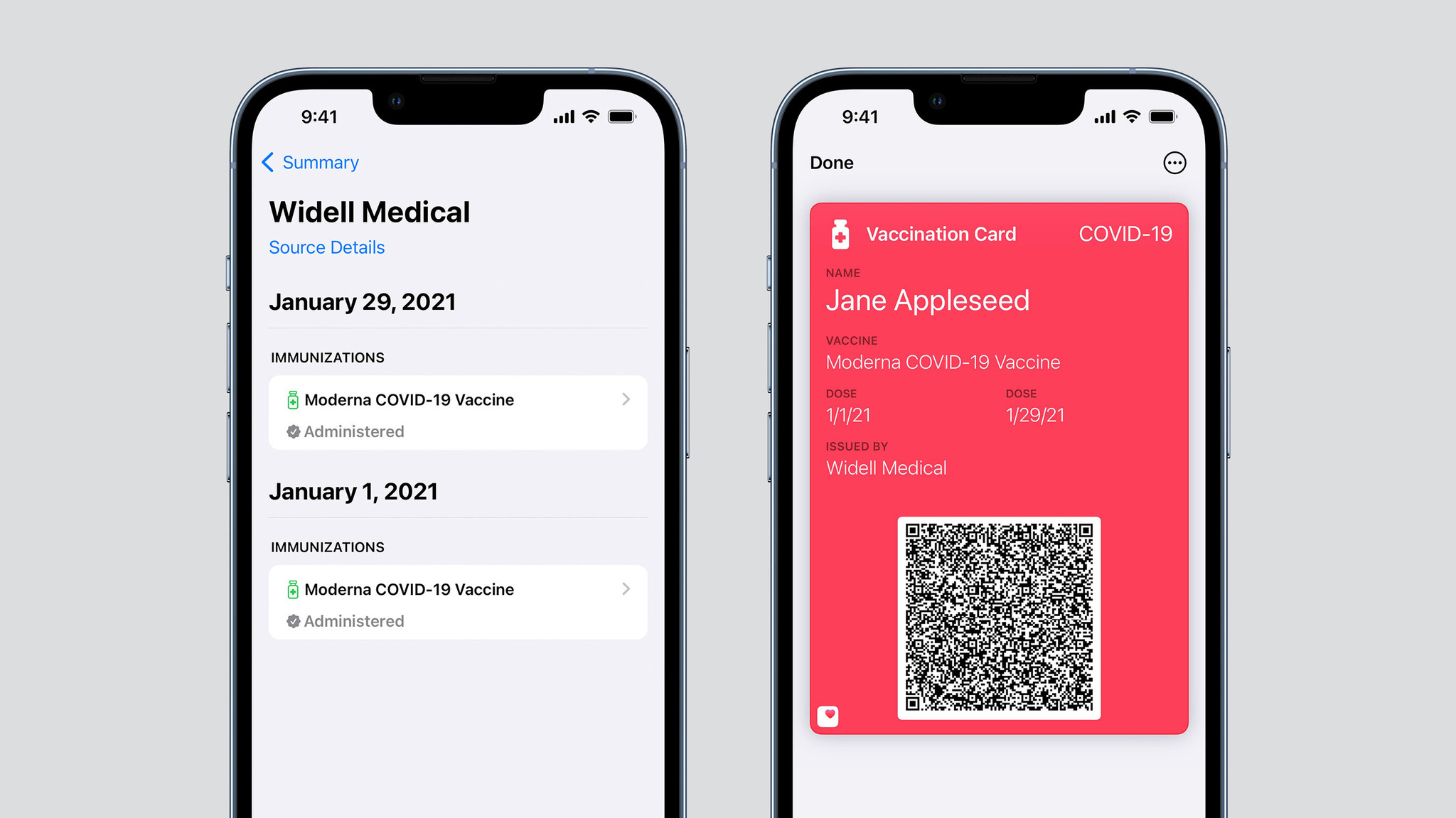Apple Announces COVID-19 Vaccination Cards Are Coming To Apple Wallet App