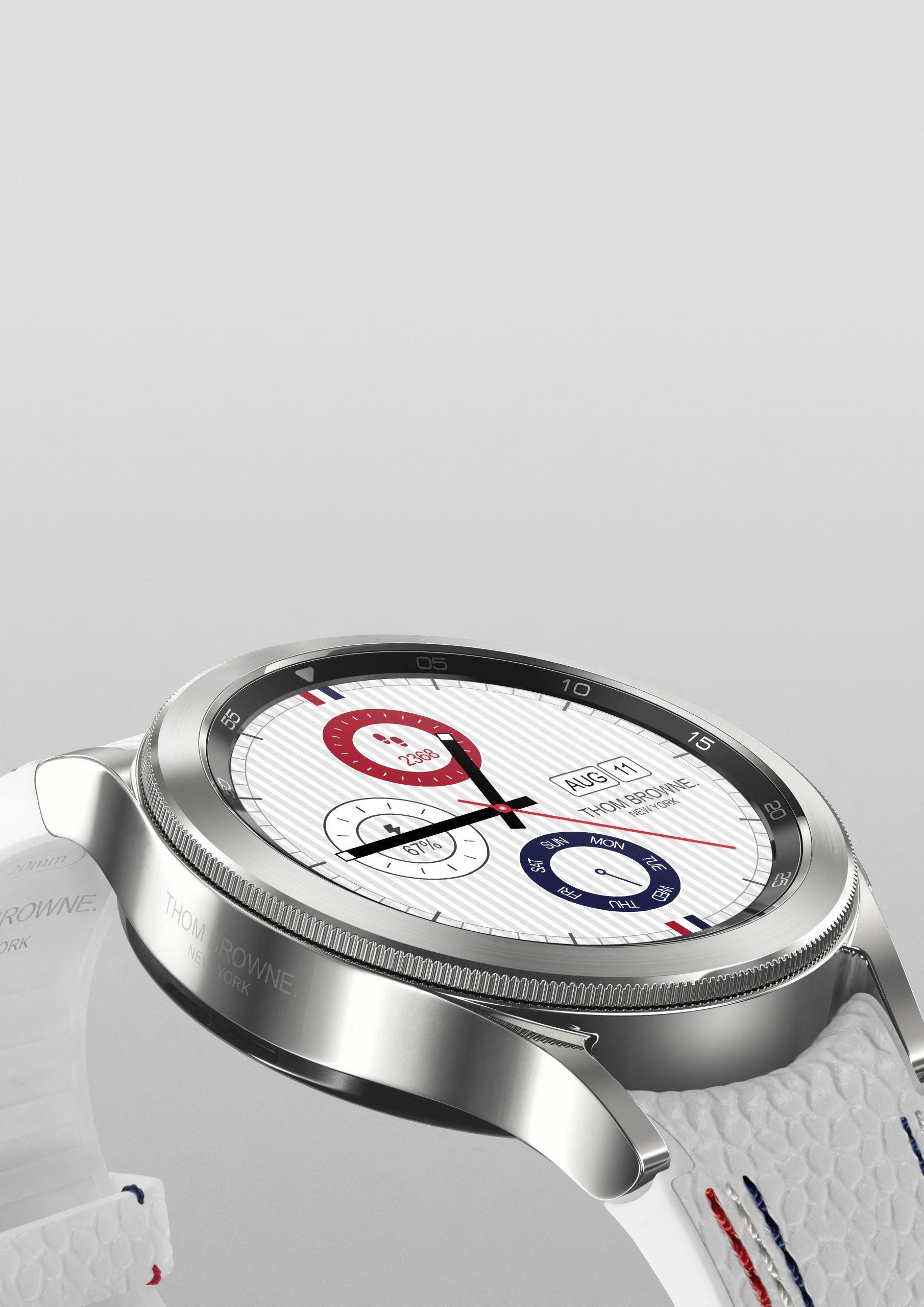 Galaxy Watch4 Classic Thom Browne Edition