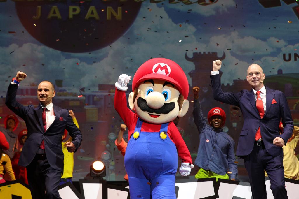 Twitter Is Not Happy With Nintendo Casting Chris Pratt To Voice Mario