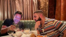 Drake x Jordan Belfort