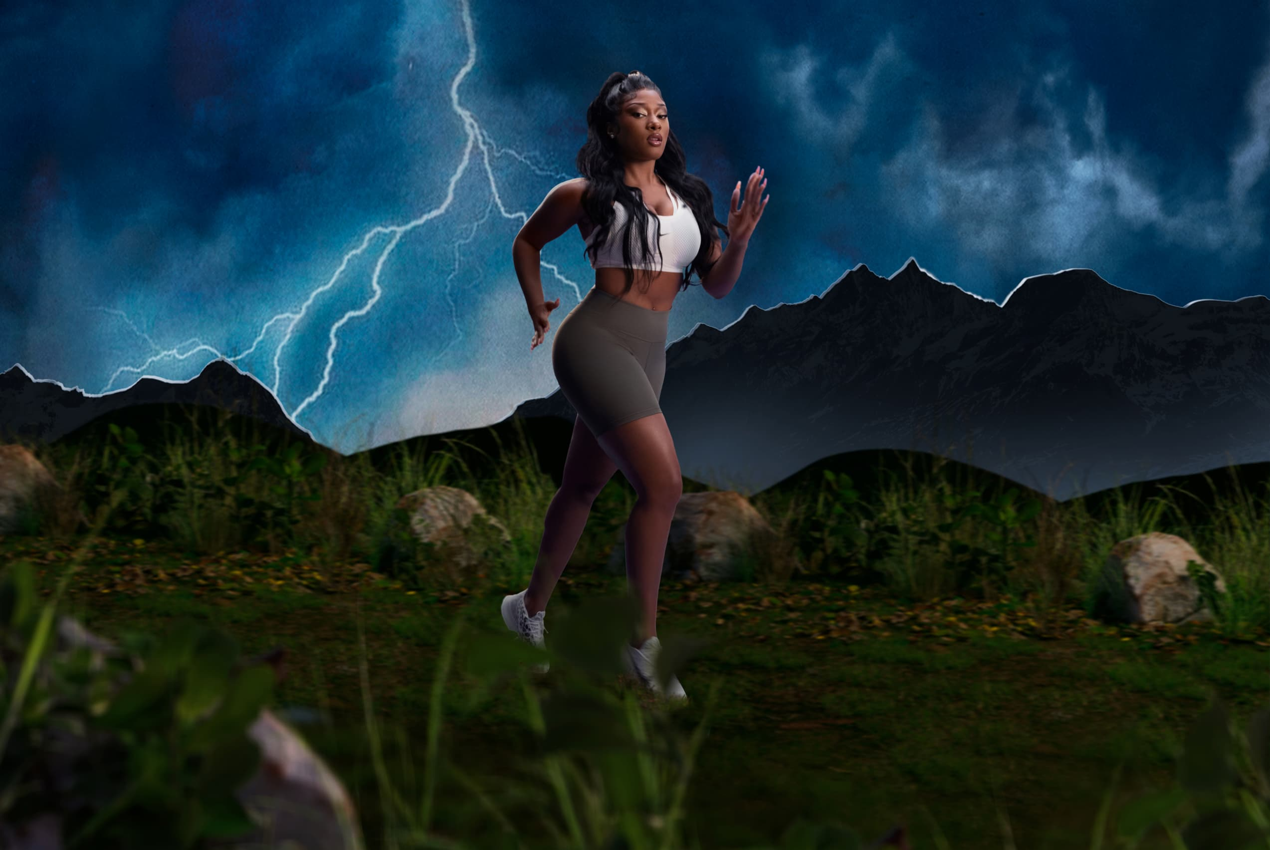 Meg Thee Stallion x Nike Campaign Spot