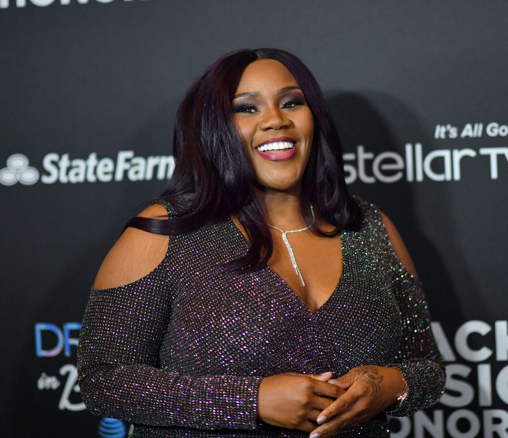"""Kelly Price Says She """"Flatlined"""" While Battling COVID-19 In The Hospital"""