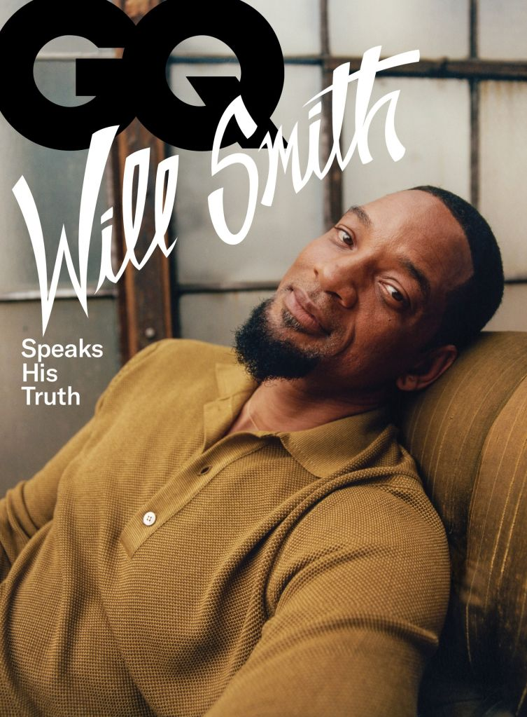 Will Smith GQ cover