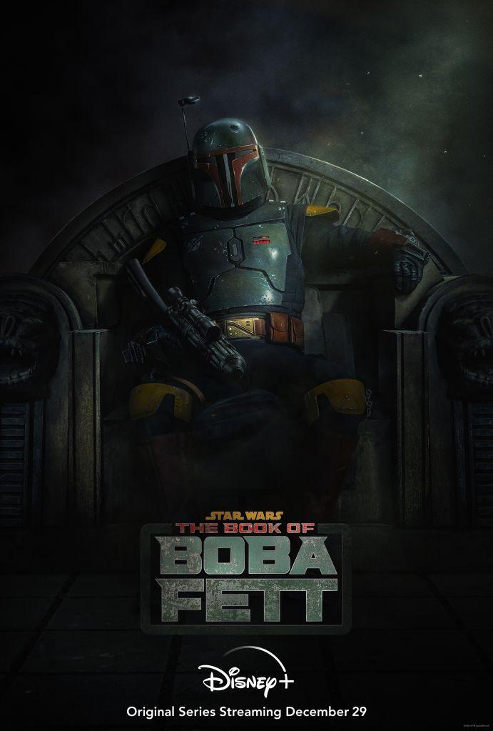 The Book of Bobba Fett key art