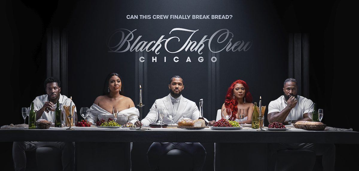 Twitter Accuses Ryan of Playing The Victim During #BlackInkChi Premiere