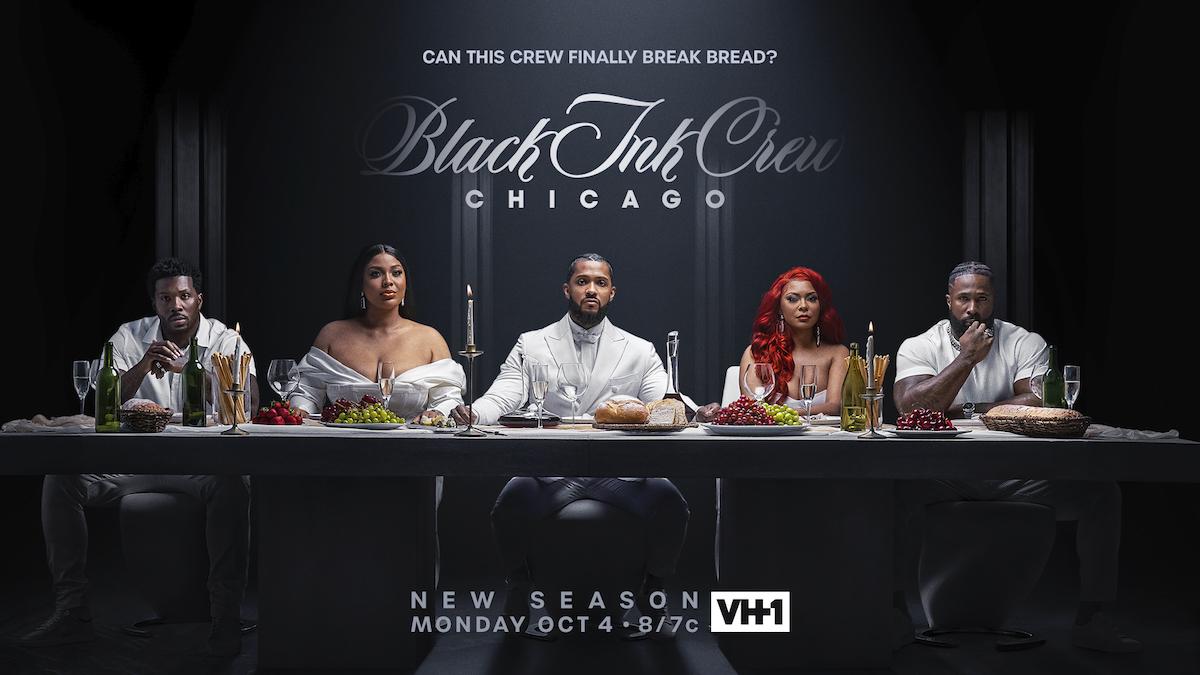 Black In Crew Chicago Key art Season 7