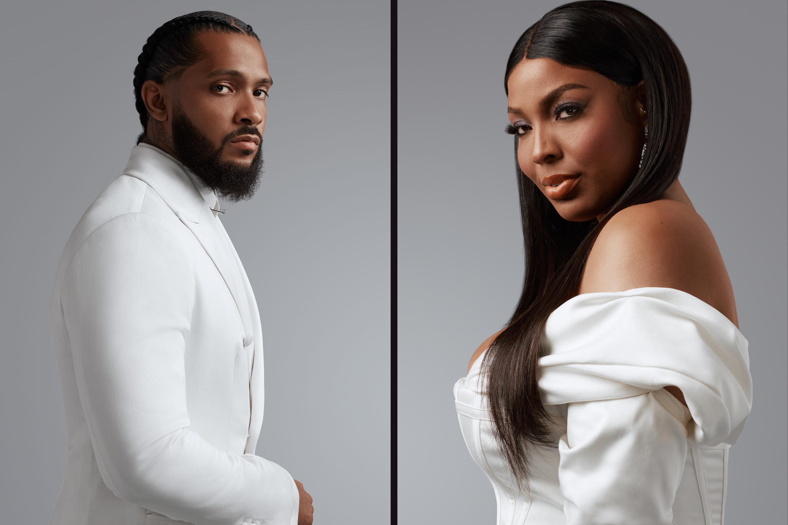 EXCLUSIVE: 'Black Ink Crew: Chicago's Ryan Henry & Charmaine Bey Talk About Drama, Reflection, R. Kelly & More