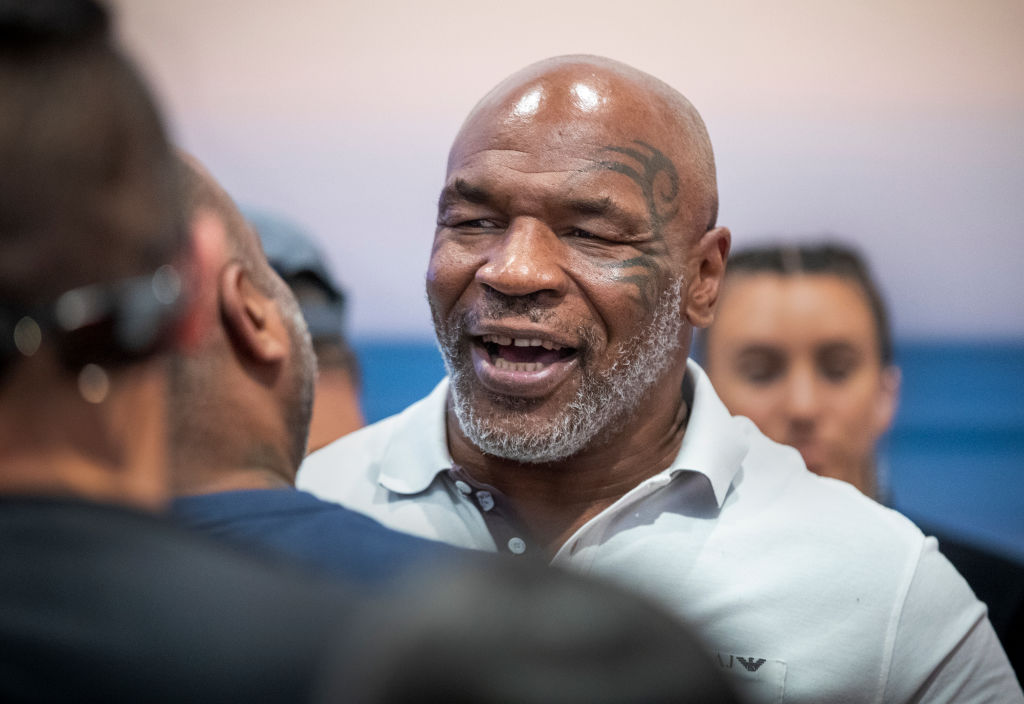 Mike Tyson Willing To Properly Fade One Of The Paul Brothers For Big Bucks