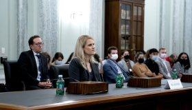 Facebook Whistleblower Frances Haugen Testifies Before Senate Commerce Subcommittee