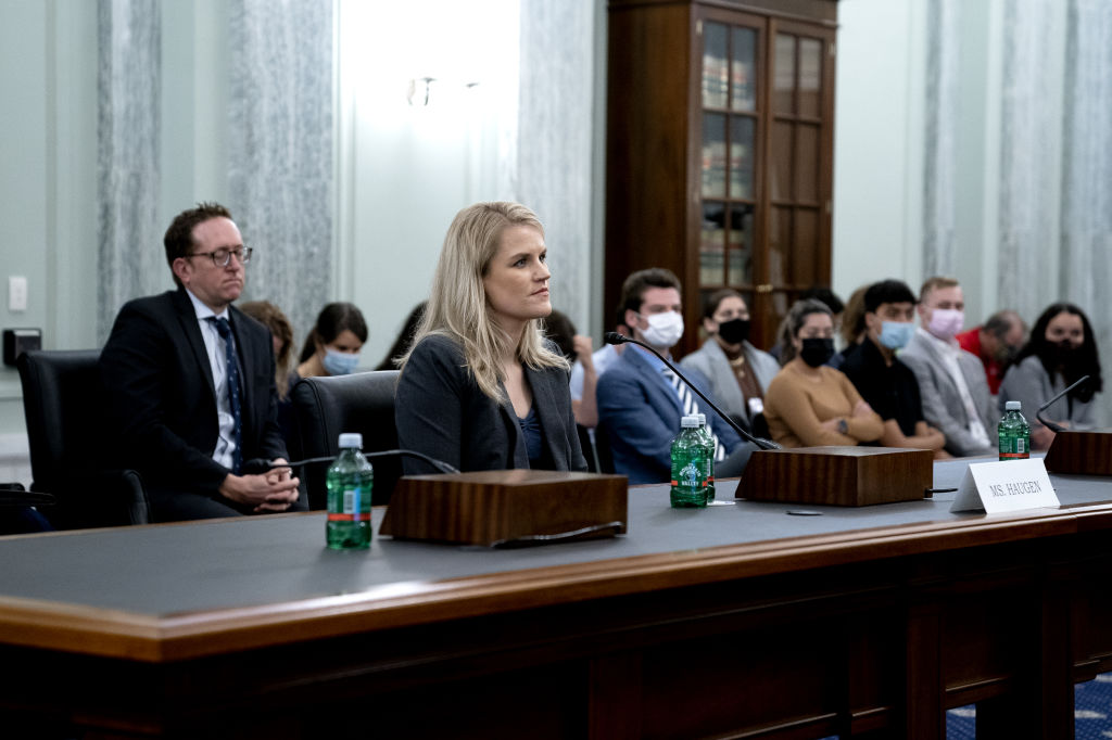 Key Moments From Senate Hearing With Facebook Whistle-Blower Frances Haugen